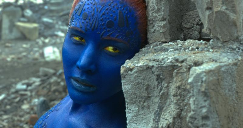 X-Men: Apocalypse: Jennifer Lawrence als Mystique