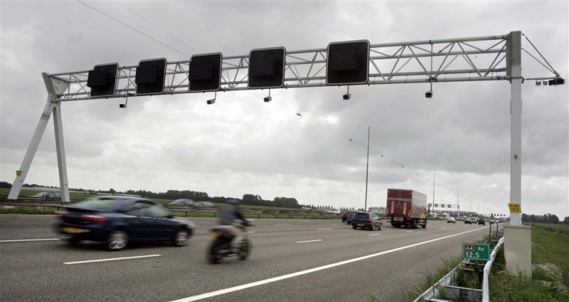Trajectcontrole bij Utrecht gaat weer aan