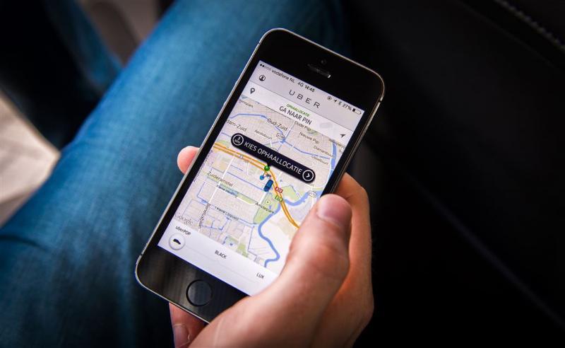 Ook Uber test zelfrijdende auto's