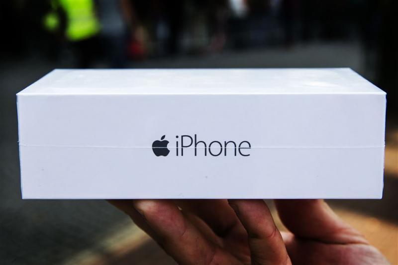 Volgend jaar iPhone van glas