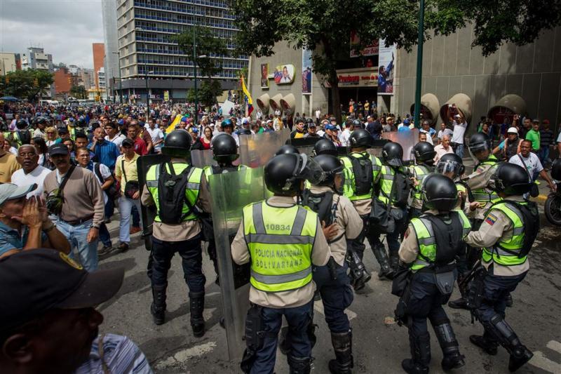 Reisadvies Venezuela aangepast