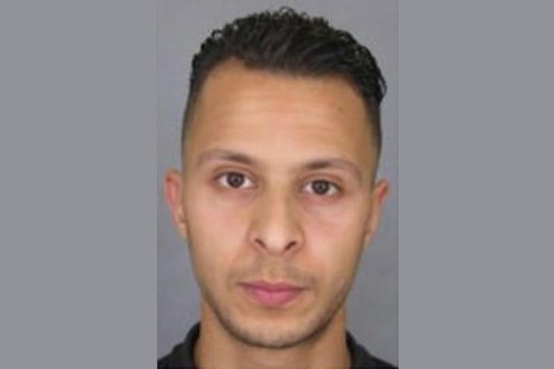 Salah Abdeslam voor de onderzoeksrechter