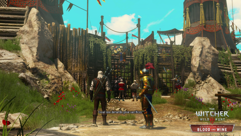 the Witcher 3 - Blood & Wine - screen 6