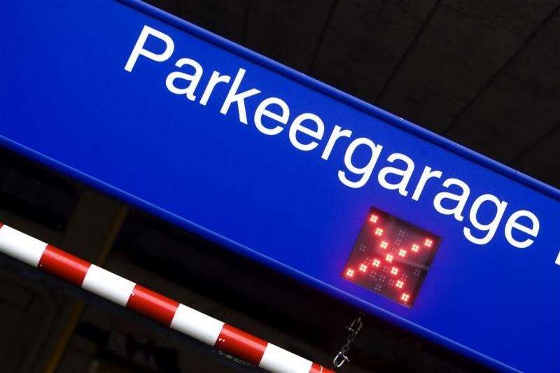 Onveilige parkeergarage Eindhoven dicht