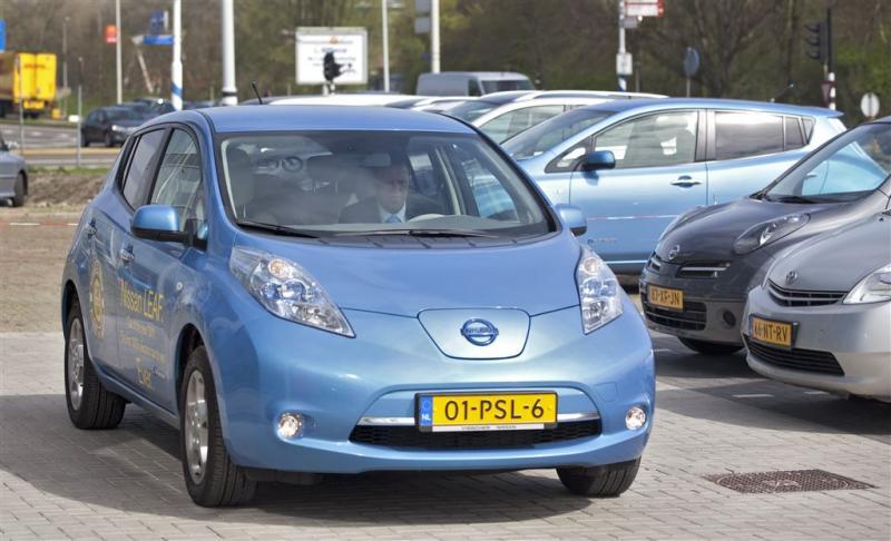 Nederlandse auto's steeds ouder