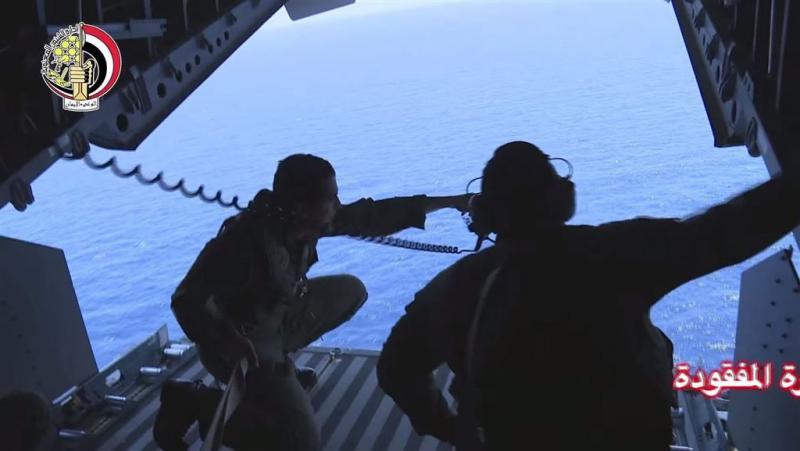 'Rookalarm toestel EgyptAir kort voor crash'