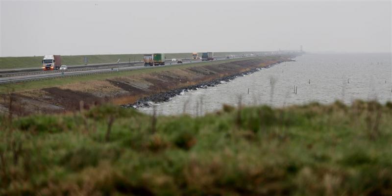 Vispassage in Afsluitdijk geopend