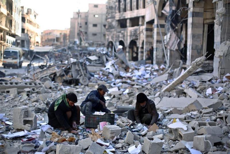 '60.000 doden in Syrische gevangenissen'