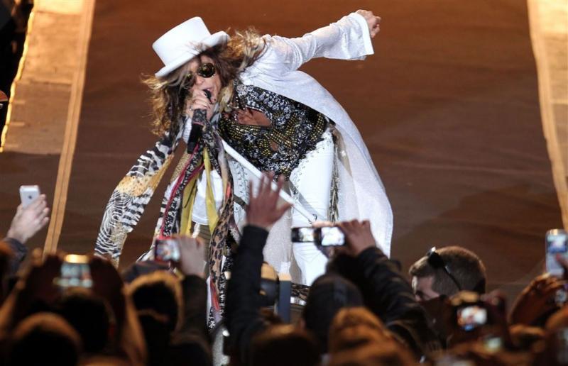 Aerosmith niet op zoek naar nieuwe zanger