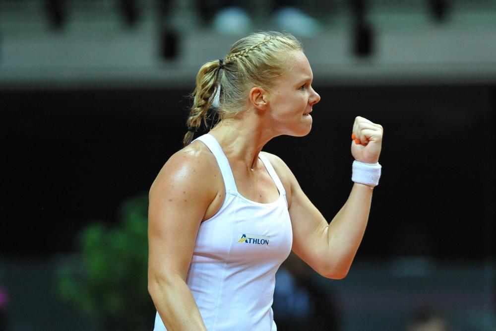 Tweede titel voor Bertens op WTA-tour (Pro Shots / Panoramic)