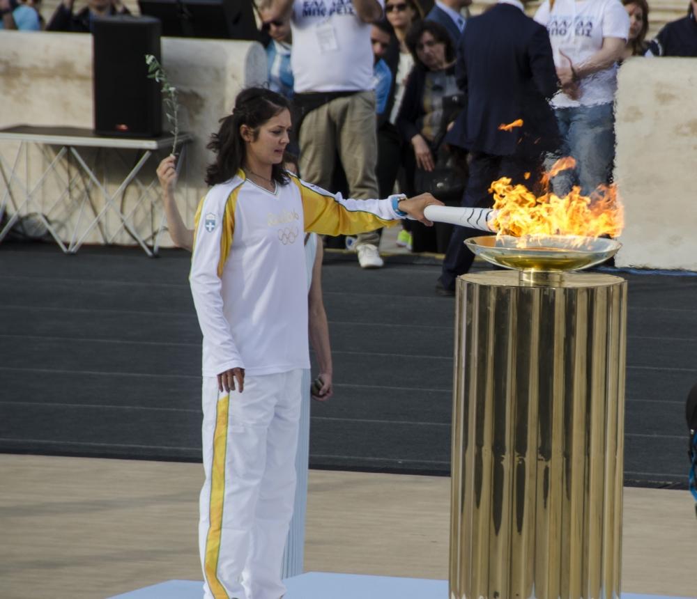 Het zal er heet aan toe gaan tijdens de Spelen, niet alleen vanwege de vlam (Pro Shots / Zuma Sports Wire)