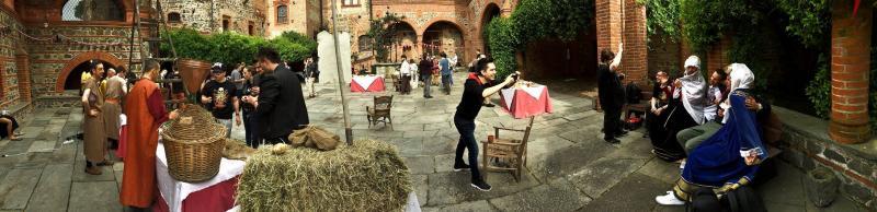 Blood en Wine in Italië - 20