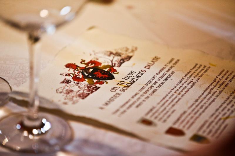 Blood en Wine in Italië - 5