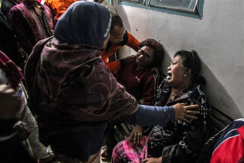 Drie doden na vulkaanuitbarsting in Indonesië