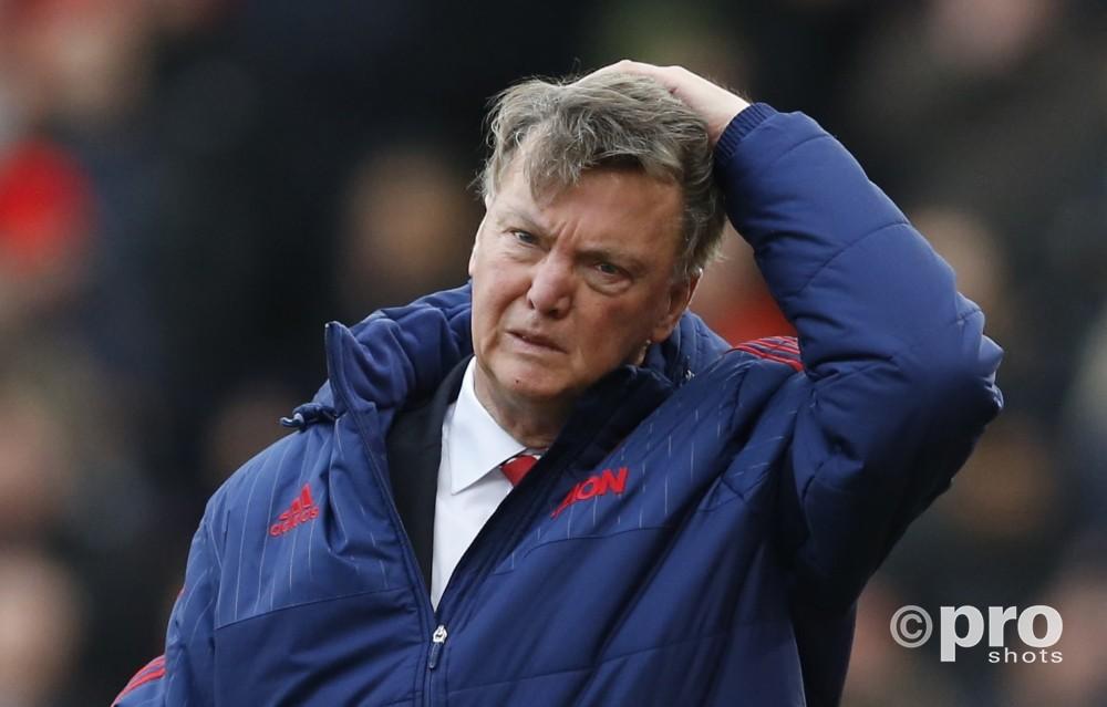 Louis van Gaal ontslagen door Manchester United