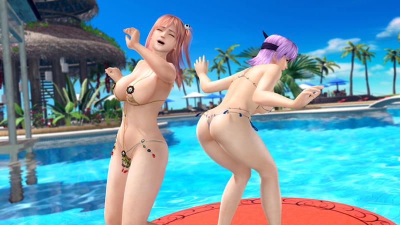 Dead or Alive Xtreme 3-review