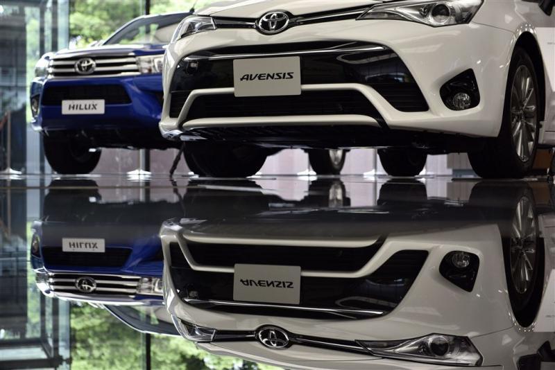 Toyota investeert in Uber