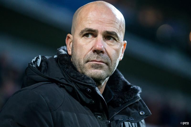 Peter Bosz voor drie jaar naar Ajax. (PRO SHOTS/Erwin Spek)