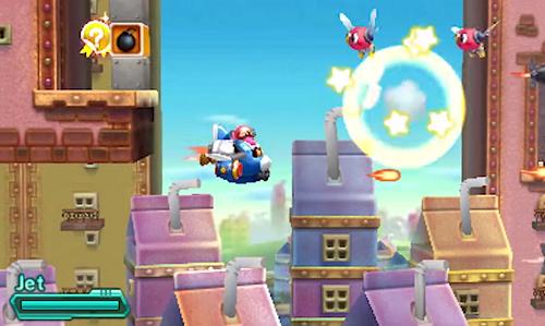 Kirby: Planet Robobot Gradius