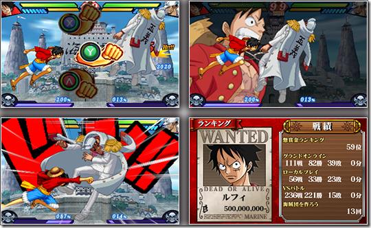 One Piece: Grand Pirate Colosseum