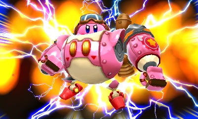 Kirby: Planet Robobot Kirbybot