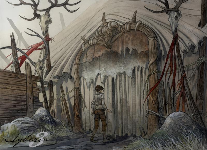 Syberia III - screens en art - 5