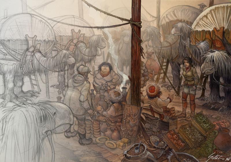 Syberia III - screens en art - 6