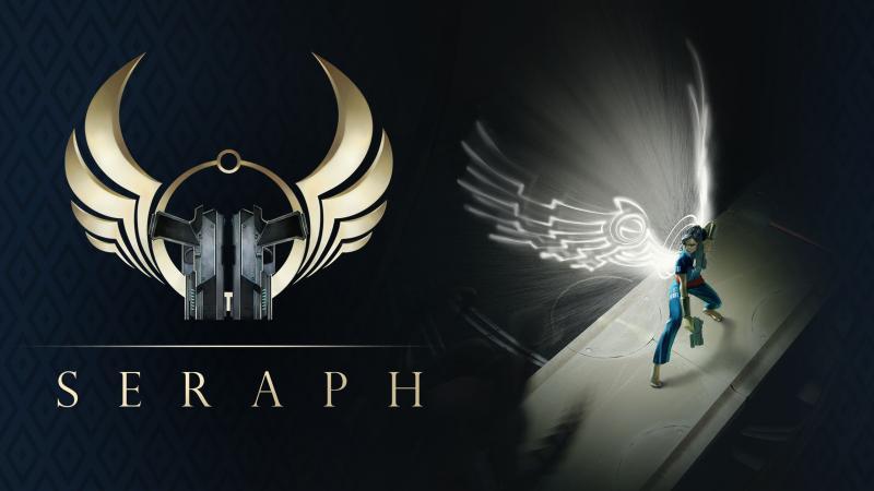 Seraph - Poster