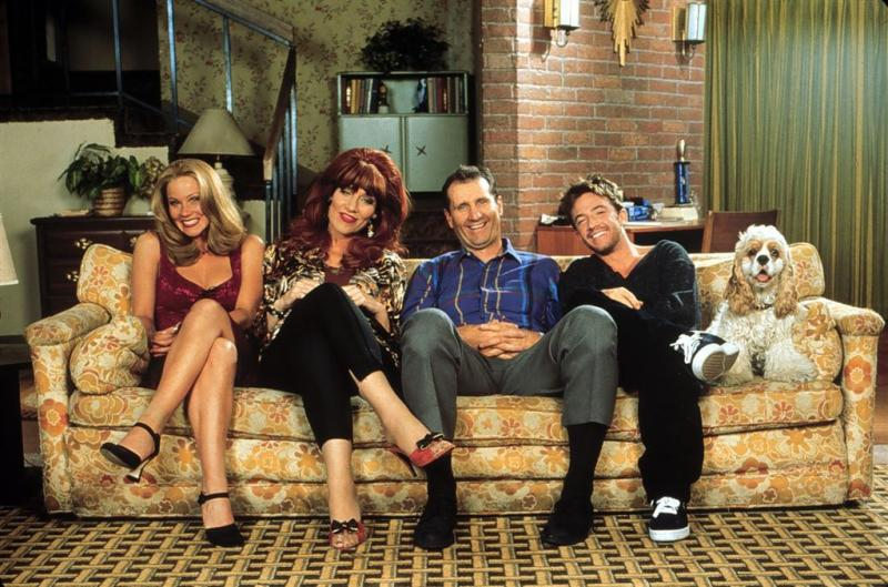 'Spin-off Married With Children in de maak'