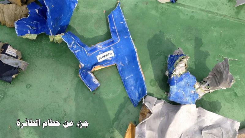 Vliegtuig EgyptAir vertrok zonder mankementen