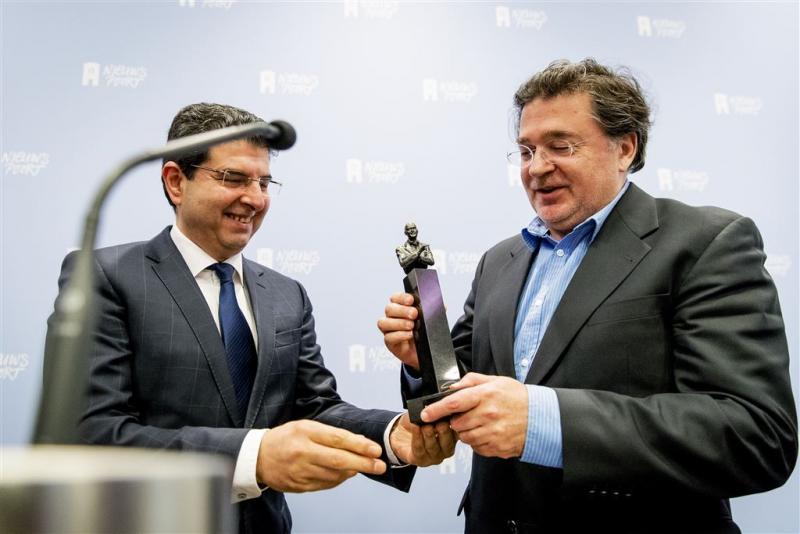 Leon de Winter winnaar Pim Fortuyn Prijs