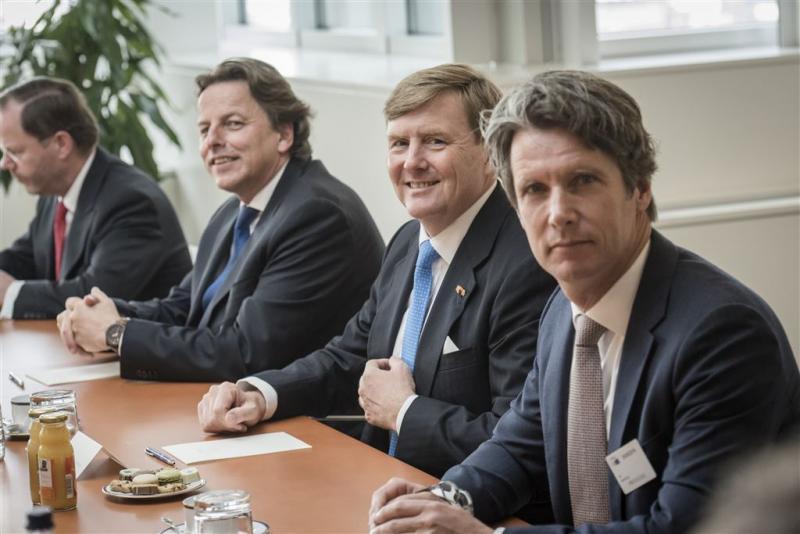 Koning breekt lans voor 'kracht Europa'