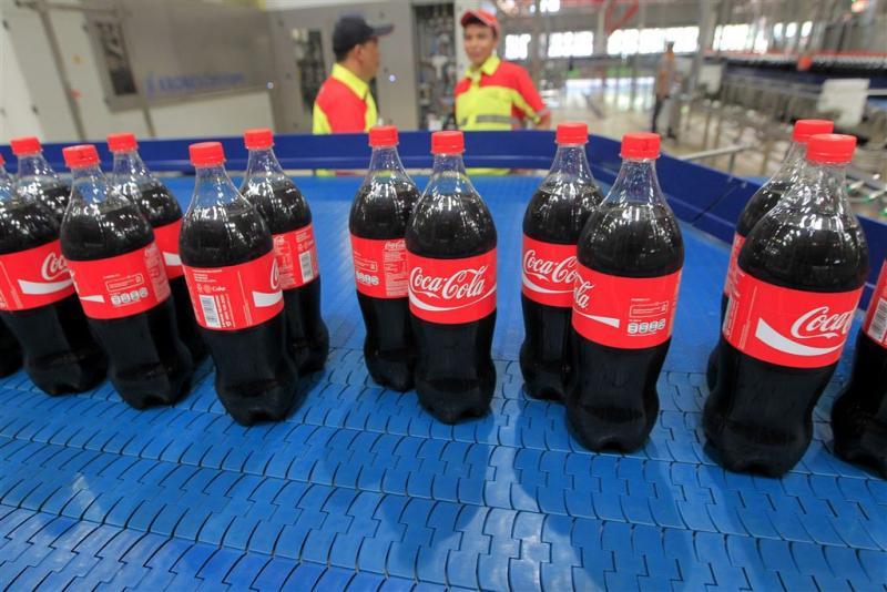 Zoutzuurlekkage bij Coca-Colafabriek Dongen