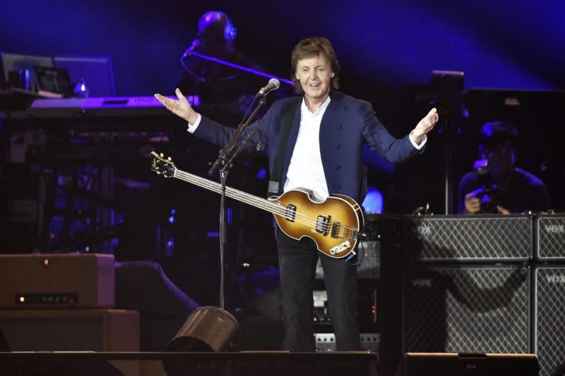 McCartney wil geen jurylid The Voice worden