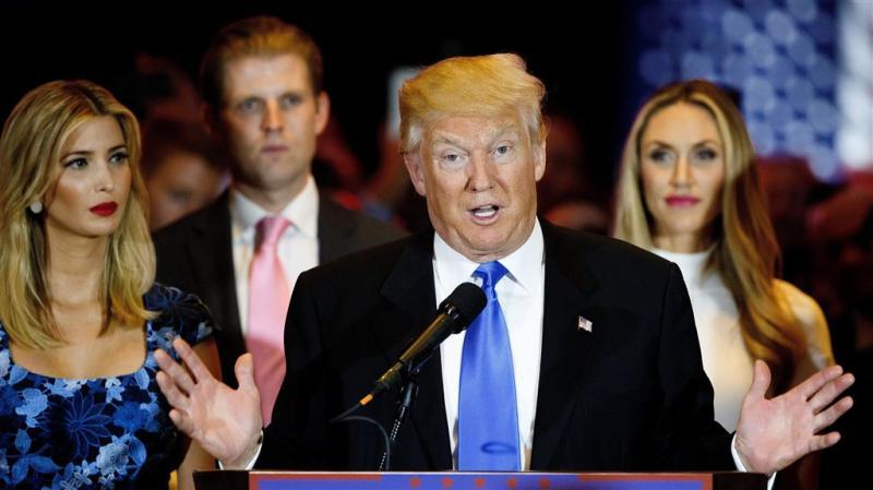 Trump Republikeins presidentskandidaat