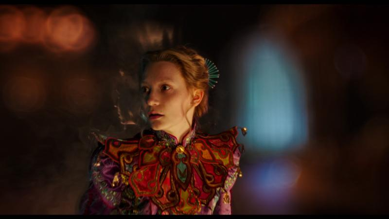 Alice Through the Looking Glass: Mia Wasikowska
