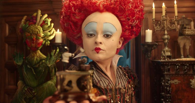 Alice Through the Looking Glass: Helena Bonham Carter