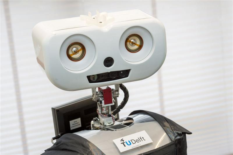'Angst voor robots niet terecht'