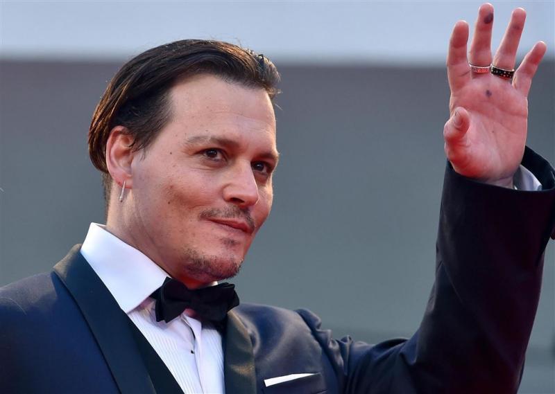 'Verwondingen Johnny Depp kwamen door ruzie'