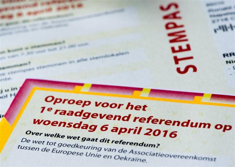 Kiesraad wil wijziging referendumwet