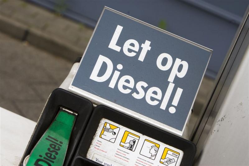 Brussel bant oude dieselauto's