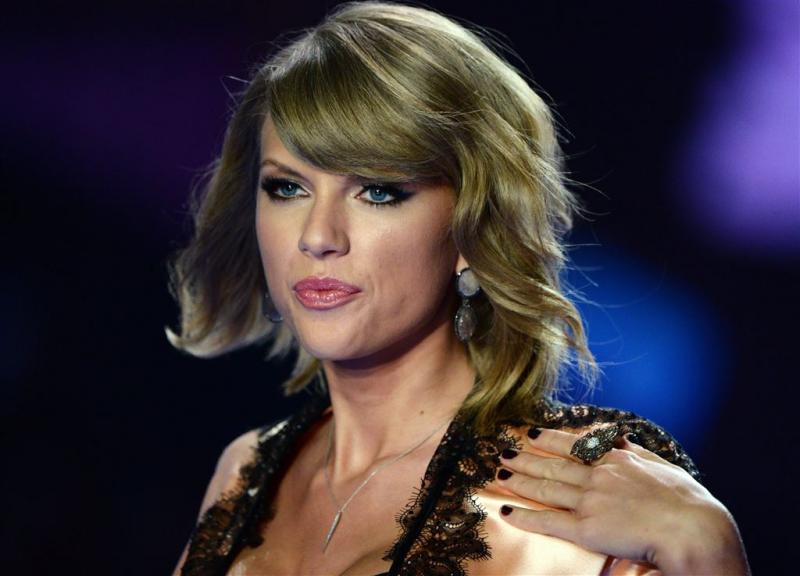 Taylor Swift en Calvin Harris uit elkaar