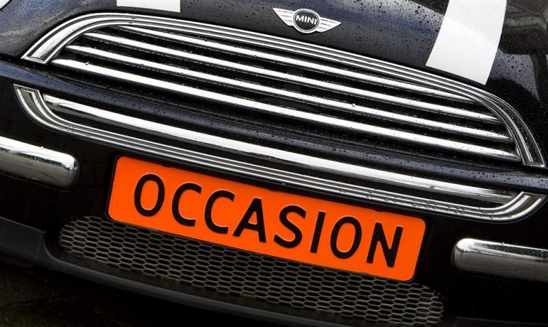 Verkoop tweedehands auto's blijft stijgen