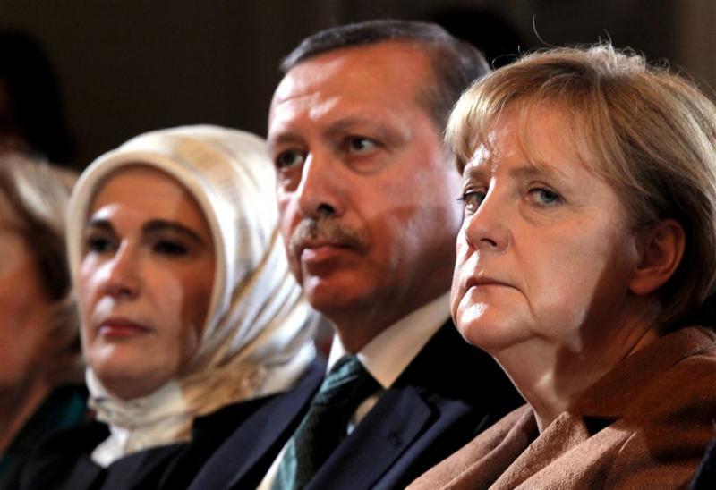 Erdogan haalt hard uit naar Duitsland