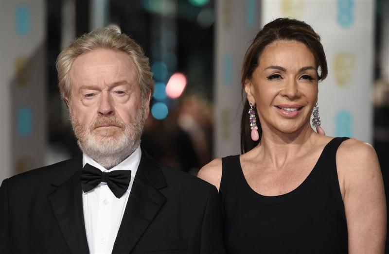 Ridley Scott krijgt award voor levenswerk