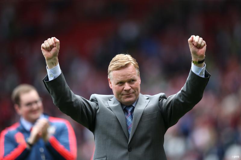 Koeman op weg naar volgende station in carrière; Everton