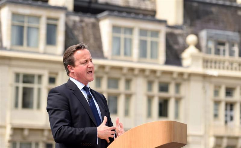 Cameron wijst op leugens in Brexit-campagne