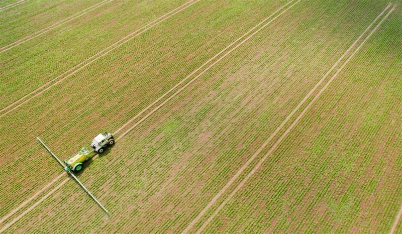 Nieuw: de zelfrijdende tractor