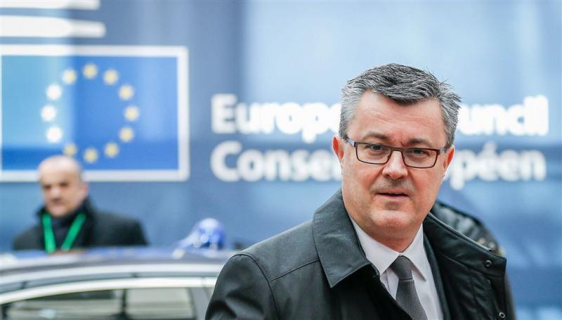 Kroatische regering op omvallen