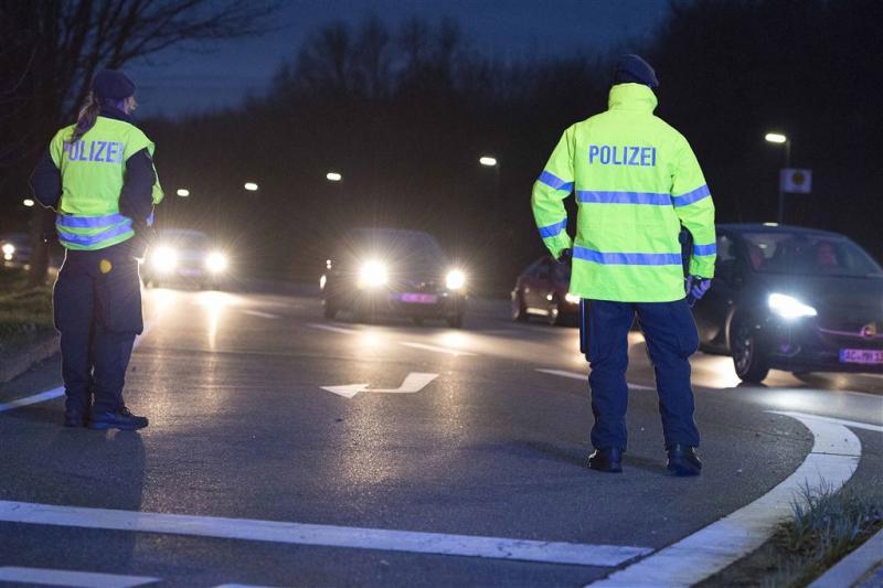 Duitse politie: afwezigheid Oranje voordelig